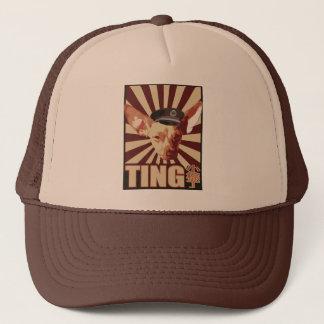 TING Regime Uniform Helmet Trucker Hat