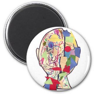 Tinger (pm)-Max B 2 Inch Round Magnet
