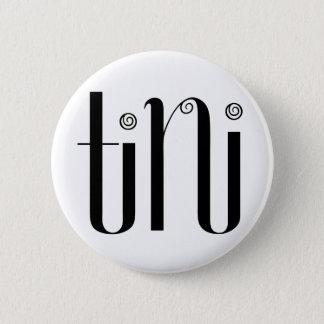 Tini black Button