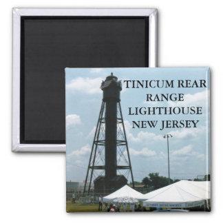 Tinicum Rear Range Lighthouse, New Jersey Magnet