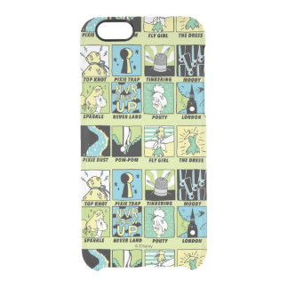 Tinker Bell | Cute Comics Clear iPhone 6/6S Case