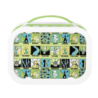 Tinker Bell | Cute Comics Lunch Boxes