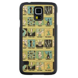 Tinker Bell | Cute Comics Maple Galaxy S5 Slim Case