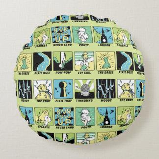 Tinker Bell | Cute Comics Round Pillow