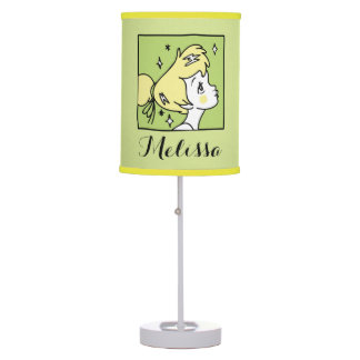 Tinker Bell | Cute Comics Table Lamp