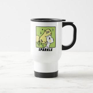 Tinker Bell   Cute Comics Travel Mug