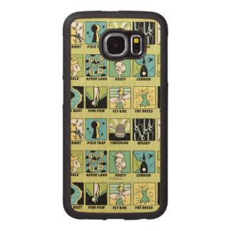Tinker Bell | Cute Comics Wood Phone Case