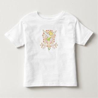 Tinker Bell Floral Frame Disney Shirts