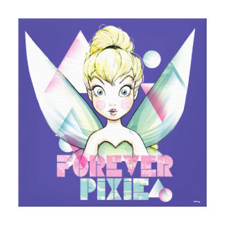 Tinker Bell Forever Pixie Canvas Print