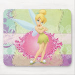 Tinker Bell Frame Mouse Pads