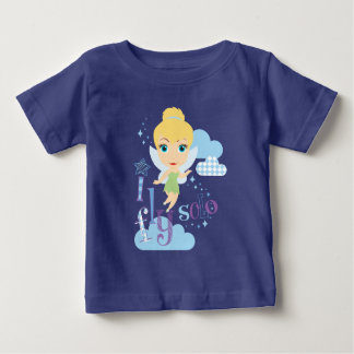 Tinker Bell   I Fly Solo Baby T-Shirt