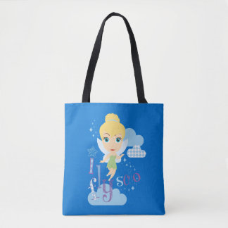 Tinker Bell | I Fly Solo Tote Bag