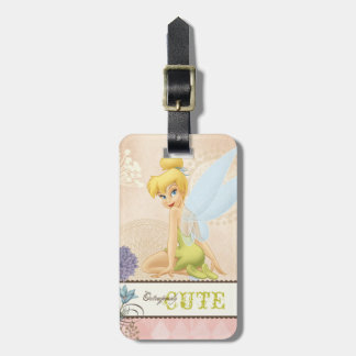 Tinker Bell - Outrageously Cute Luggage Tag
