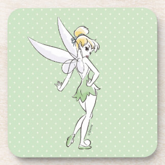 Tinker Bell | Pretty Little Pixie Coaster