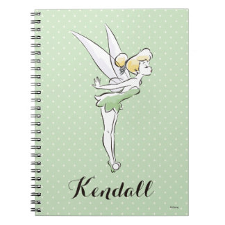 Tinker Bell | Pretty Little Pixie Notebooks