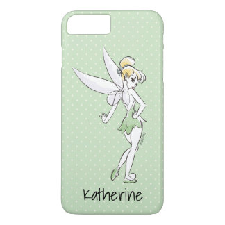 Tinker Bell | Pretty Little Pixie | Your Name iPhone 8 Plus/7 Plus Case