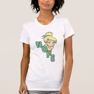 Tinker Bell | She Says Nope 2 T-Shirt