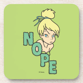 Tinker Bell | She Says Nope Coasters