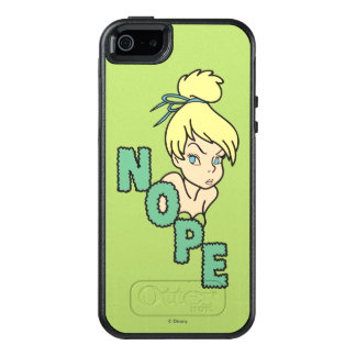 Tinker Bell | She Says Nope OtterBox iPhone 5/5s/SE Case