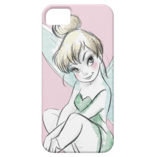Tinker Bell   Sitting Pastel iPhone 5 Cover