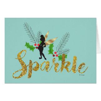 Tinker Bell | Tinker Bell Christmas Sparkle Card