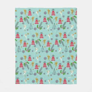 Tinker Bell | Tinker Bell Christmas Sparkle Fleece Blanket