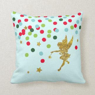 Tinker Bell | Tinker Bell Christmas Sparkle Throw Pillow