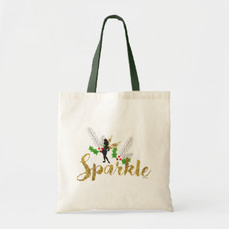 Tinker Bell | Tinker Bell Christmas Sparkle Tote Bag