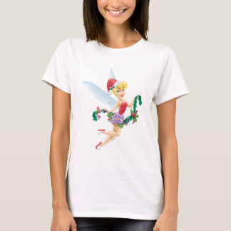 Tinker Bell | Tinker Bell Decorating The Tree T-Shirt