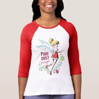 Tinker Bell   Vintage Pixie Dust Magic T-Shirt