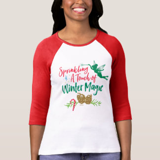 Tinker Bell | Winter Magic T-Shirt