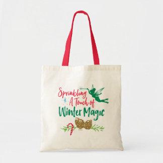 Tinker Bell | Winter Magic Tote Bag