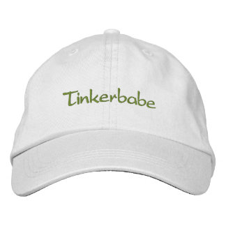 Tinkerbabe Embroidered Baseball Caps