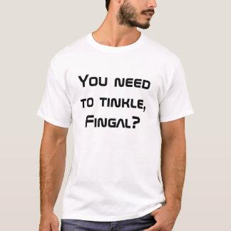 Tinkle, Fingal T-Shirt