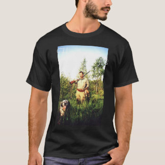 Tinkle Tonkle Goes Hunting, Hawthorn Tights T-Shirt