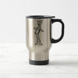 Tinman in Love Travel Mug