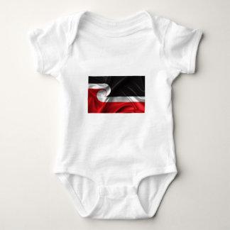 Tino Rangatiratanga flag aotearoa Baby Bodysuit