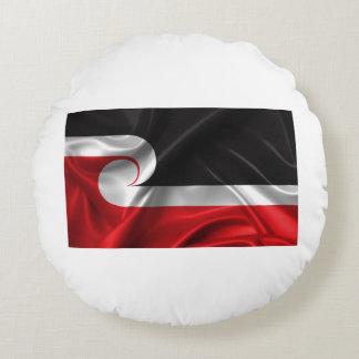Tino Rangatiratanga flag Round Pillow