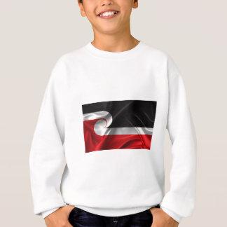 Tino Rangatiratanga flag Sweatshirt