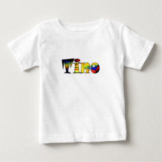 Tino white short sleeve t-shirt