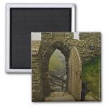 Tintagel Castle Fridge Magnet