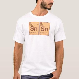 Tintin / Tin Tin on White/Light T Shirt