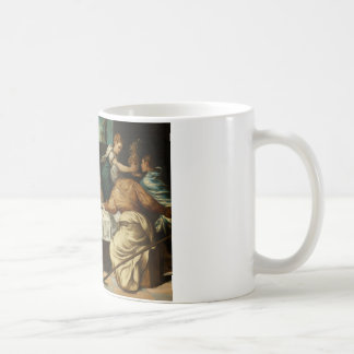 Tintoretto - The Supper at Emmaus Coffee Mug