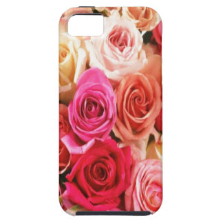 Tints & Tones Roses iPhone 5 Case