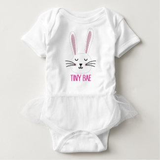 Tiny Bae Tutu Baby Bodysuit