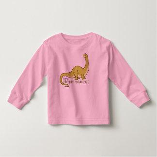 Tiny Brontosaurus Toddler T-shirt