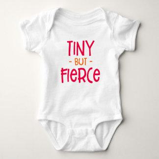Tiny But Fierce Preemie. Baby Bodysuit