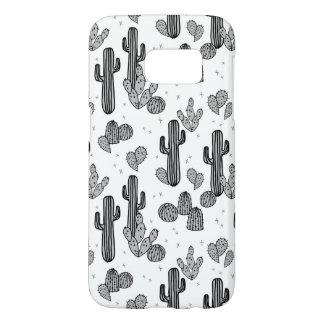 Tiny Cactus Cacti Exotic Tropical / Andrea Lauren Samsung Galaxy S7 Case