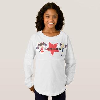 Tiny Cheerleaders Jersey Shirt