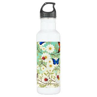 Tiny creatures 710 ml water bottle